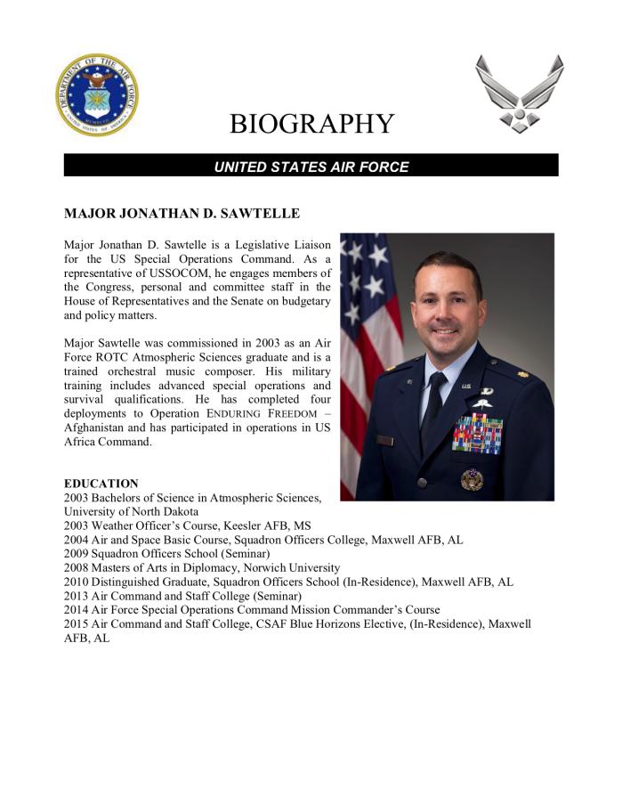 Maj Sawtelle Official Bio_Dec 1711
